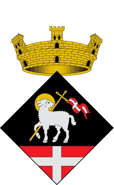 Escudo de Aiguaviva