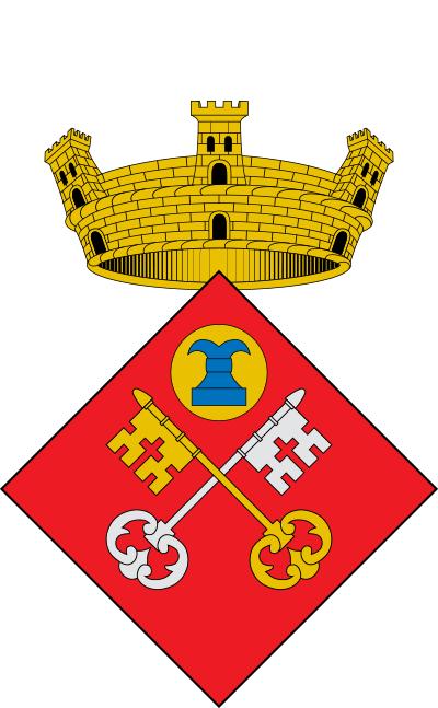 Escudo de Albanyà