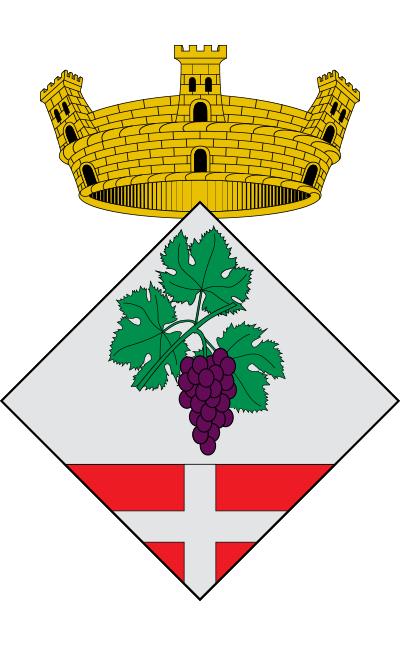 Escudo de Avinyonet de Puigventós