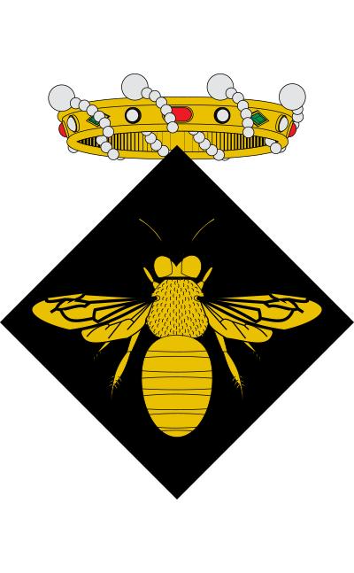Escudo de Abella de la Conca