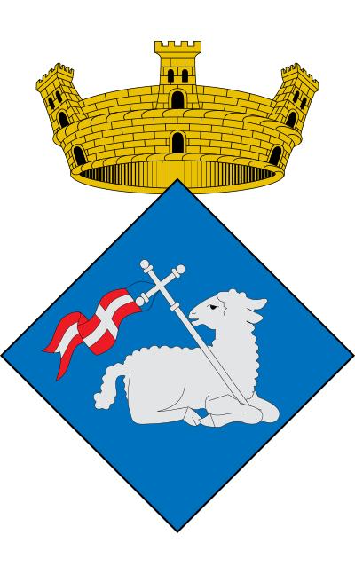 Escudo de Albagés, L'