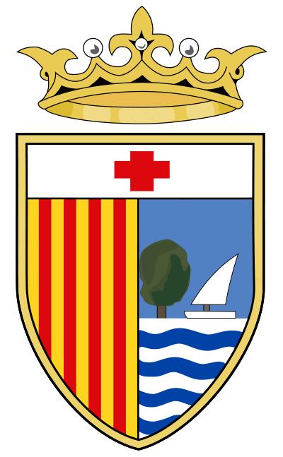 Escudo de Ametlla de Mar, L'