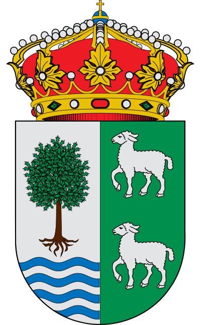 Escudo de Acebeda, La