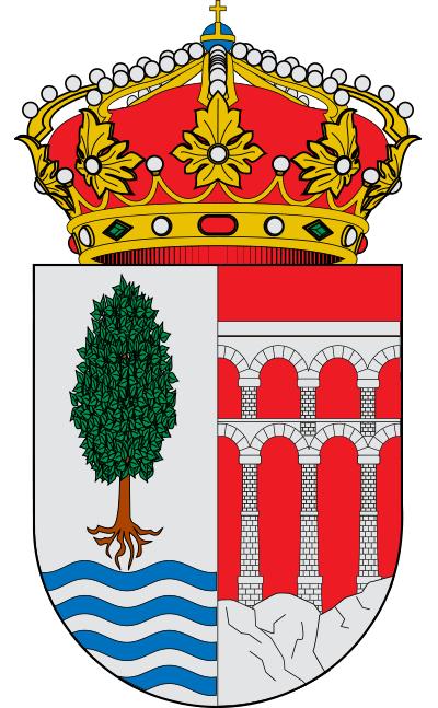 Escudo de Alameda del Valle