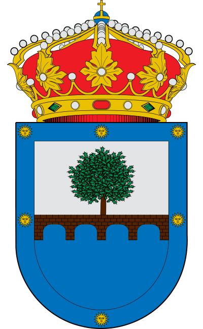 Escudo de Aldea del Fresno