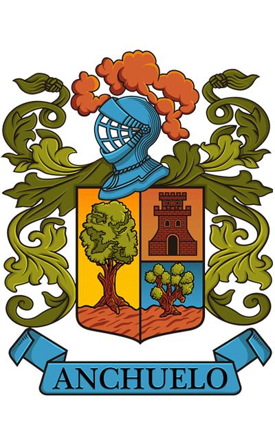 Escudo de Anchuelo