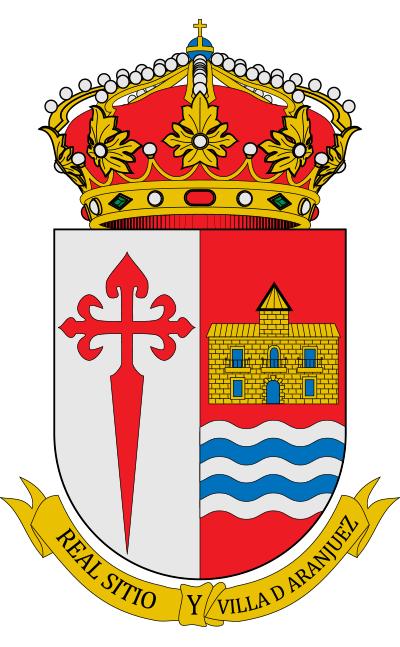 Escudo de Aranjuez