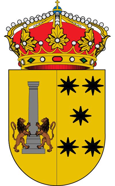 Escudo de Berrueco, El