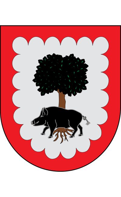 Escudo de Abaurregaina/Abaurrea Alta