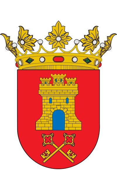 Escudo de Aibar/Oibar