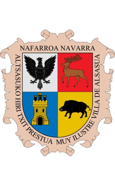 Escudo de Altsasu/Alsasua