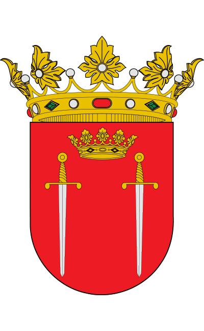 Escudo de Aoiz/Agoitz