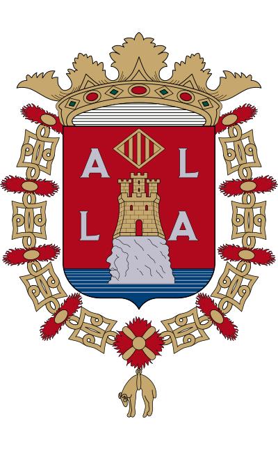 Escudo de Alicante/Alacant