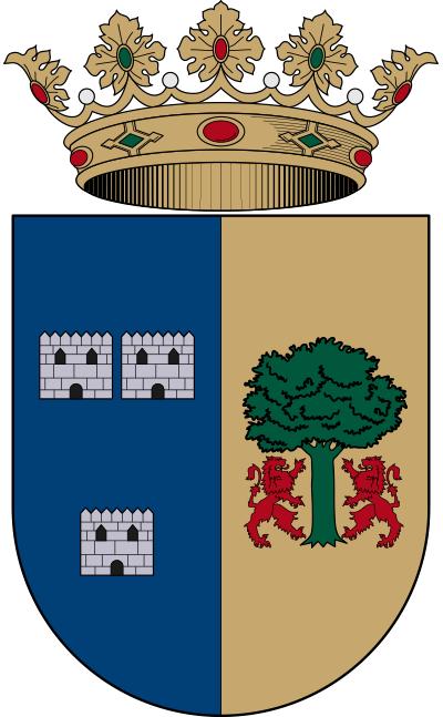 Escudo de Alqueria d'Asnar, l'