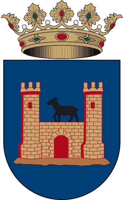 Escudo de Albocàsser