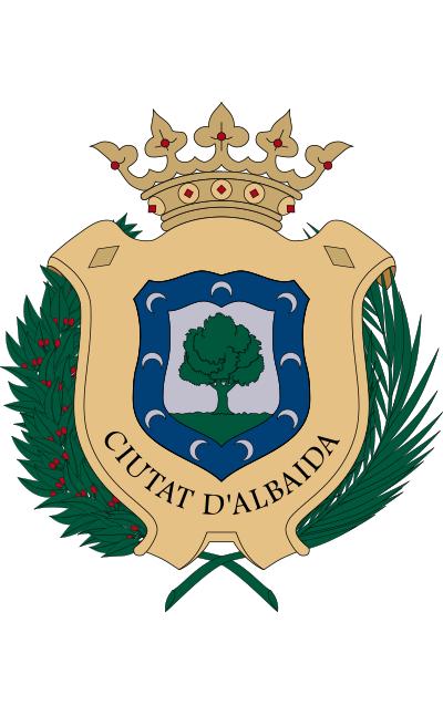 Escudo de Albaida