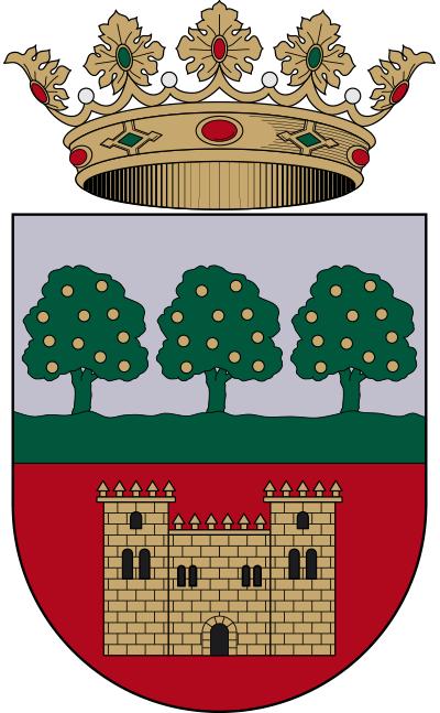 Escudo de Albalat dels Tarongers