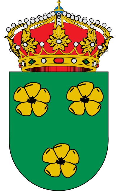 Escudo de Acedera