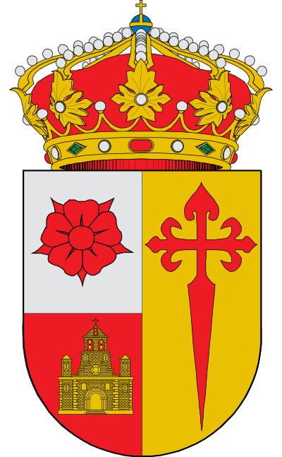 Escudo de Ahillones
