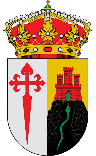 Escudo de Alange