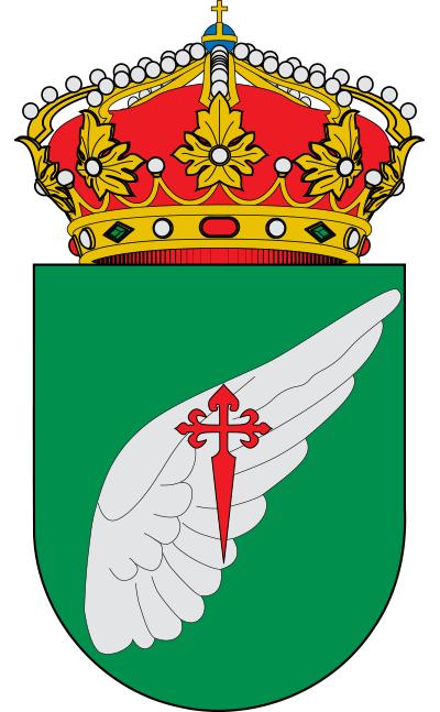 Escudo de Albalá