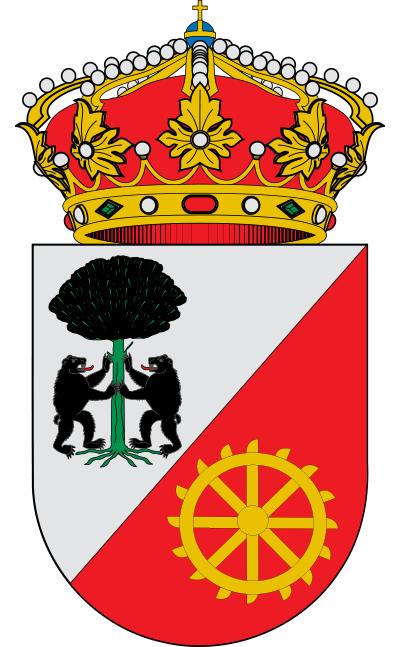 Escudo de Alcollarín