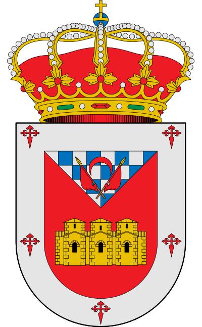 Escudo de Alcuéscar