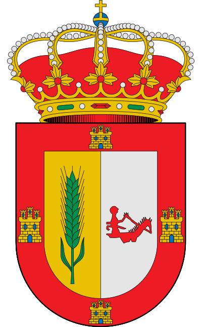 Escudo de Aldeacentenera