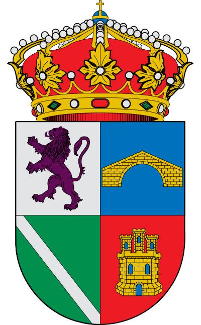 Escudo de Aldeanueva del Camino