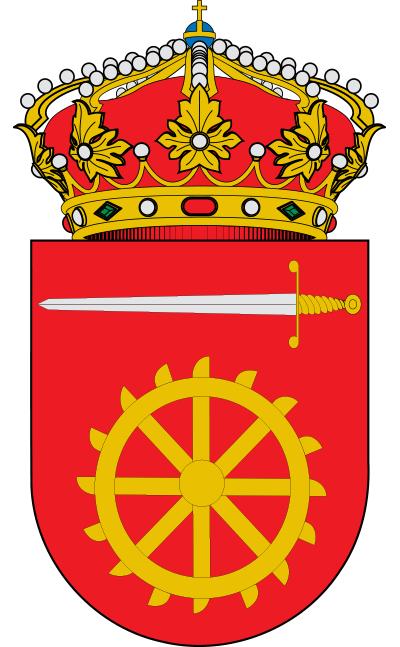 Escudo de Alía