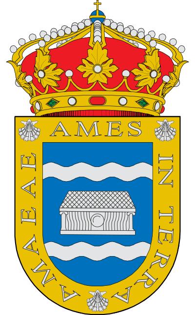 Escudo de Ames