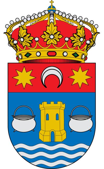 Escudo de Antas de Ulla