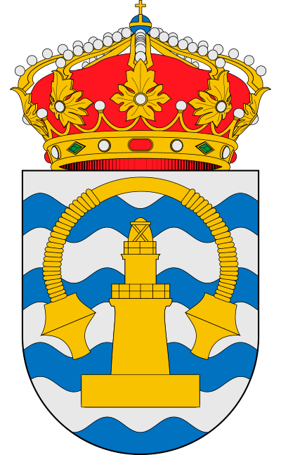 Escudo de Burela
