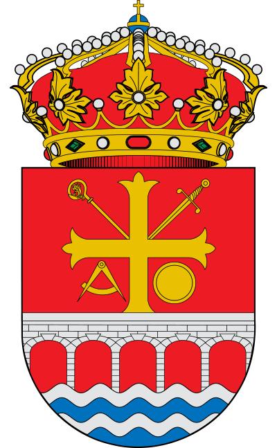 Escudo de Arnoia, A