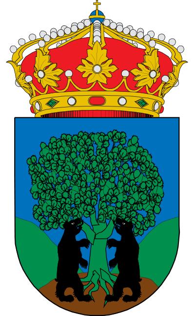 Escudo de Carballiño, O