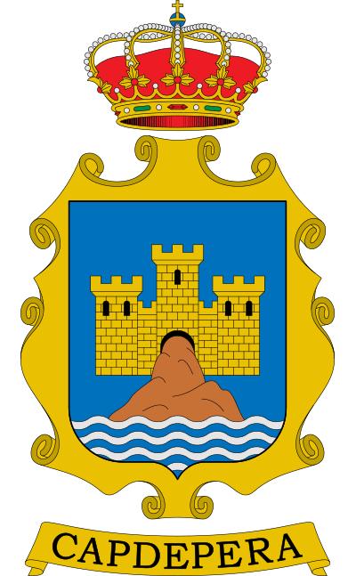 Escudo de Capdepera