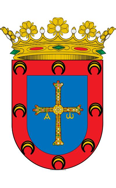 Escudo de Allande