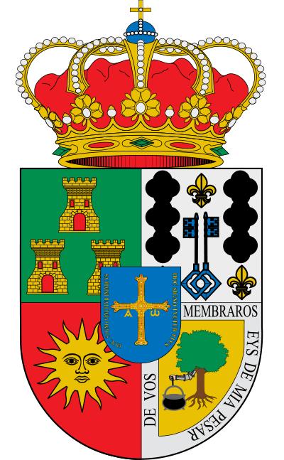 Escudo de Aller