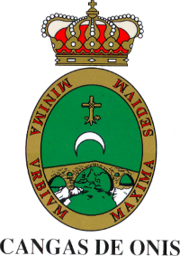 Escudo de Cangas de Onís