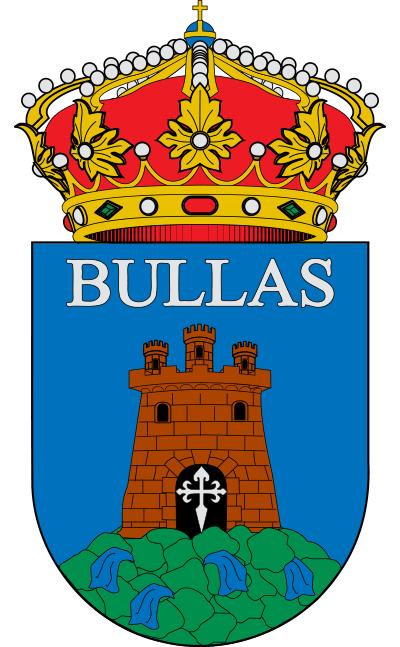 Escudo de Bullas