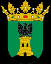 Escudo de Atzúbia, l'