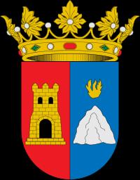 Escudo de Alcoleja