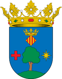 Escudo de Alfafara
