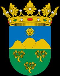 Escudo de Algueña
