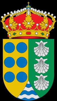 Escudo de Aldeadávila de la Ribera