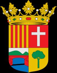 Escudo de Alcúdia de Crespins, l'