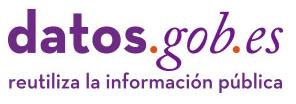 Datos abiertos del Gobierno de España