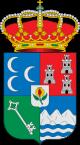 Escudo de Alicún de Ortega